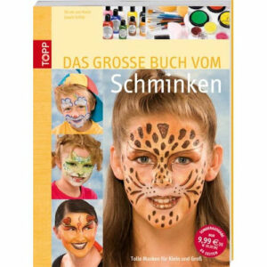 [:fr]Livres enfants: maquillage[:de]Kinderbücher: Schminke[:]