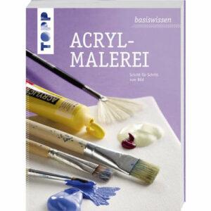 [:fr]Livres: peindre à l'acrylique & gouache[:de]Bücher: malen mit Acrylfarben & Gouache[:]