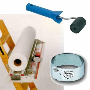[:fr]Outils pour revêtements muraux & plafonds[:de]Werkzeuge für Wandbeläge & Decke[:]