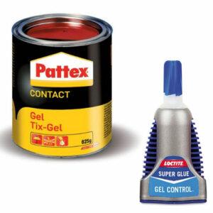[:fr]Colles de contact & rapide[:de]Kontaktklebestoffe & Sekundenkleber[:]